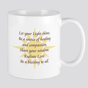 Let Your Light Shine Mugs
