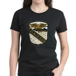 USS McCLOY Women's Dark T-Shirt