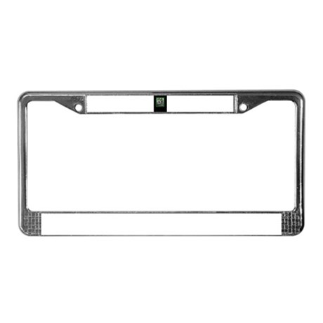 SHIVER by Wendy C. Allen License Plate Frame