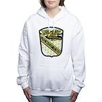USS McCLOY Women's Hooded Sweatshirt