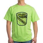 USS McCLOY Green T-Shirt