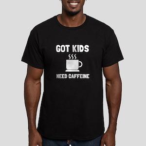 Got Kids Caffeine T-Shirt