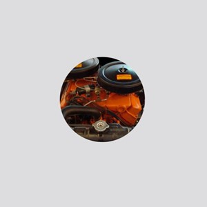 413 Max Wedge Mini Button
