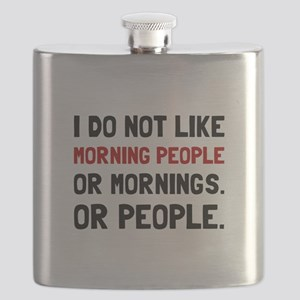 Morning People Flask