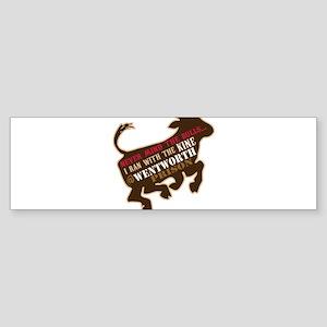 Kine Bumper Sticker