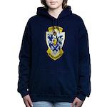 USS McKEAN Women's Hooded Sweatshirt