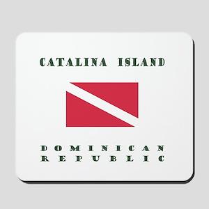 Catalina Island Dominican Republic Dive Mousepad
