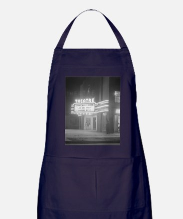 Unique Movie Apron (dark)