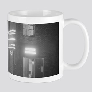 Movie Theater at Night, 1941 Mugs