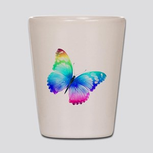 Butterfly Shot Glass