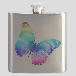 Butterfly Flask