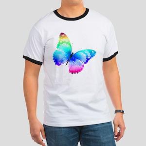 Butterfly Ringer T