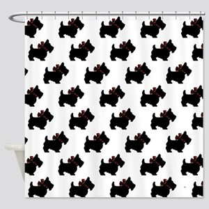 scottie Shower Curtain
