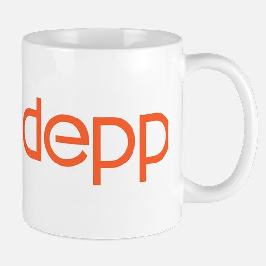 Mrs. Depp Mug