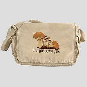 Fungus Among Us Messenger Bag