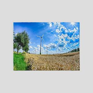 Clean Energy 5'x7'Area Rug