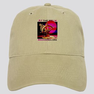 """At the Helm"" Cap"