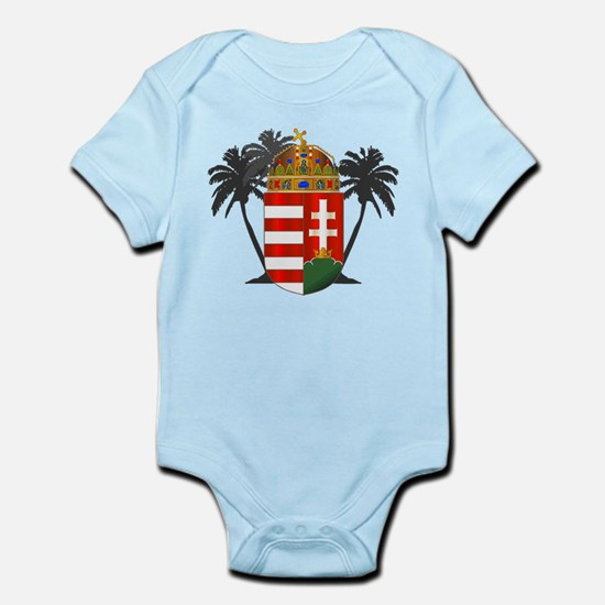Chris Arpad Coat of Arms Body Suit