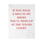 tennis Twin Duvet