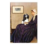 Mom's Tri Cavalier Postcards (Package of 8)