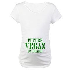 Future Vegan on Board Shirt