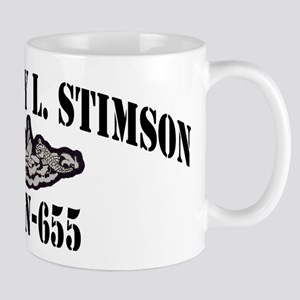 USS HENRY L. STIMSON Mug