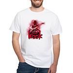 Jason HooK - Live: White T-Shirt