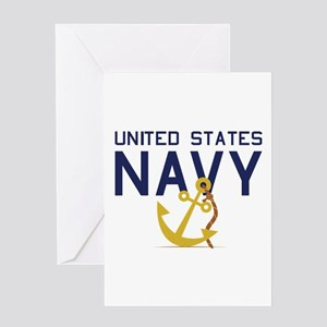 United States Navy Greeting Cards