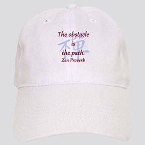 The Obstacle Is the Path Baseball Cap