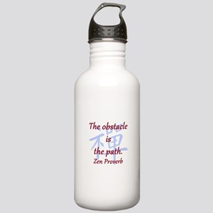 The Obstacle Is the Path Water Bottle
