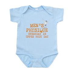 Men's Physique Body Suit