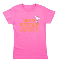 Men's Physique Girl's Tee
