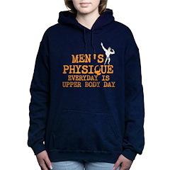 Men's Physique Women's Hooded Sweatshirt