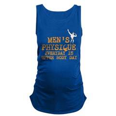 Men's Physique Maternity Tank Top