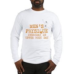 Men's Physique Long Sleeve T-Shirt
