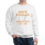 Men's physique Sweatshirt