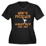 Men's physique Plus Size T-Shirt