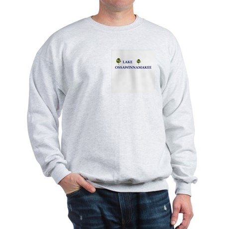 Front And Back Designs Sweatshirt