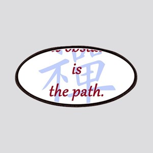 The Obstacle Is the Path Patch