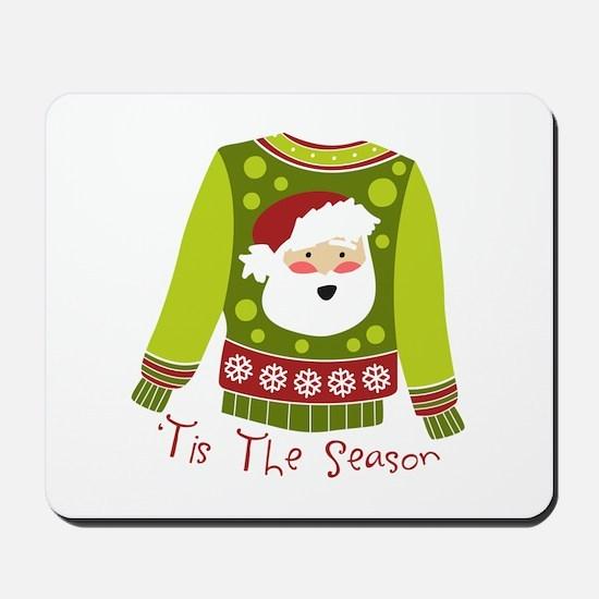 T Is The Season Mousepad