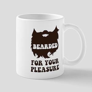 Bearded For Your Pleasure Mugs