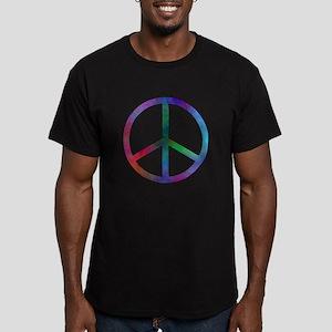 Multicolor Peace Sign T-Shirt
