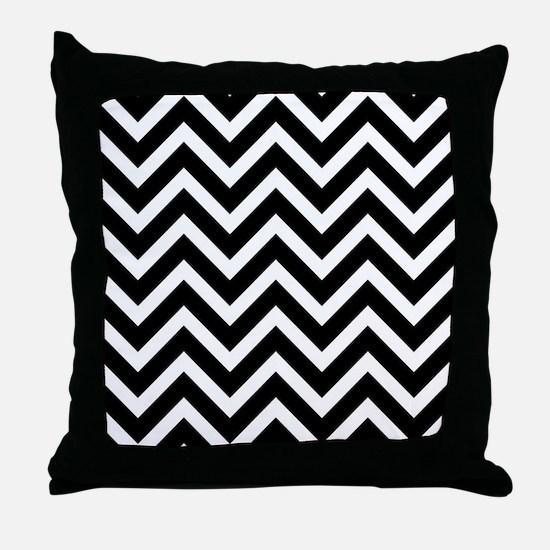Cute Chevron pattern Throw Pillow