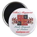 "Dillon's Regiment - 2.25"" Magnet (10 pack)"