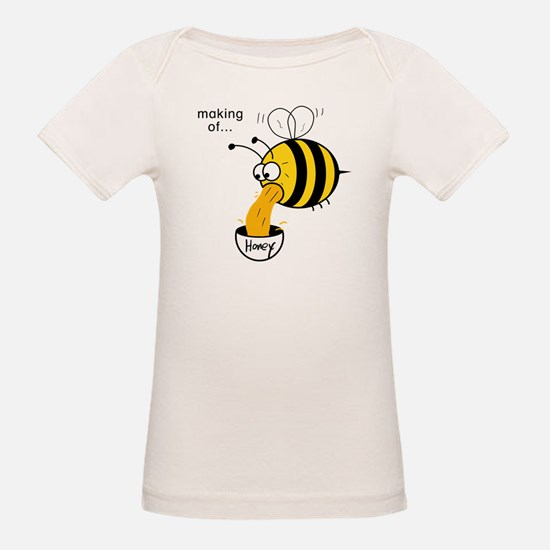 Funny Bee - Honey T-Shirt