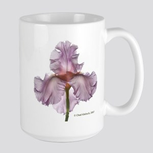 "Chad Kleitsch ""Iris"" Custom Large Mug"