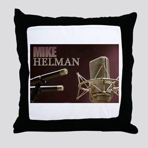 Mike Helman Throw Pillow