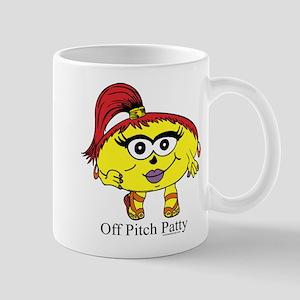 Off Pitch Patty Mug