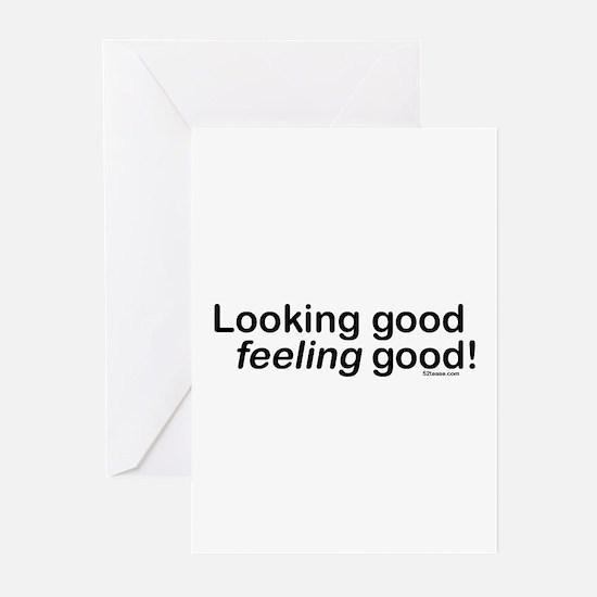Looking Good Feeling Good Greeting Cards (Package