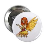 """Tiger Lily"" Button"